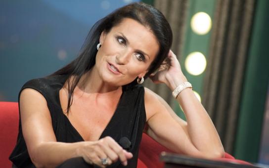 Bývalá Miss Michaela Maláčová se dočkala nepříjemné otázky: Jaké to je slyšet od prezidenta, že váš manžel je gauner? Ale odpověděla...
