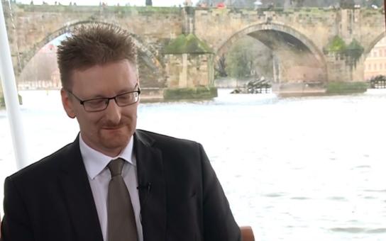 """On má pocit, že si může dělat, co chce, prozradil Marek Černoch """"Na palubě"""". Mluví také o tom, kdo ho s Okamurou seznámil a jak vznikl ten """"puč"""""""