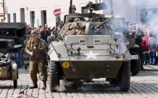 V Liberci se 8. května rozhodně neslavilo. Čechy prý esesáci naháněli a stříleli ještě několik dní po válce