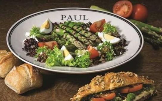 Chřestová sezóna v pekařství PAUL