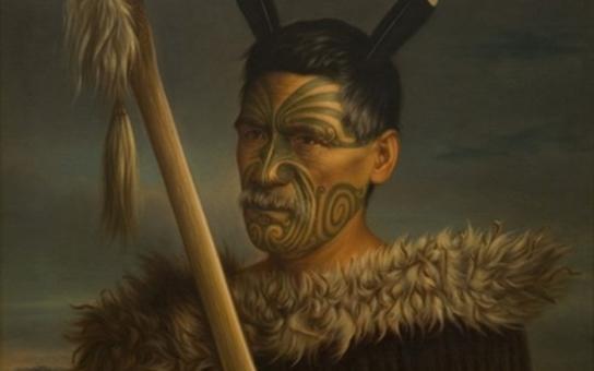 Výstava fascinujících portrétů významných maorských osobností od Gottfrieda Lindauera začíná jako zlatý hřeb programu Plzně 2015 v Západočeské galerii