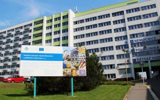 Českolipská nemocnice otevírá Centrum zdraví. Jeho tvářemi jsou vrcholová plavkyně a karatista