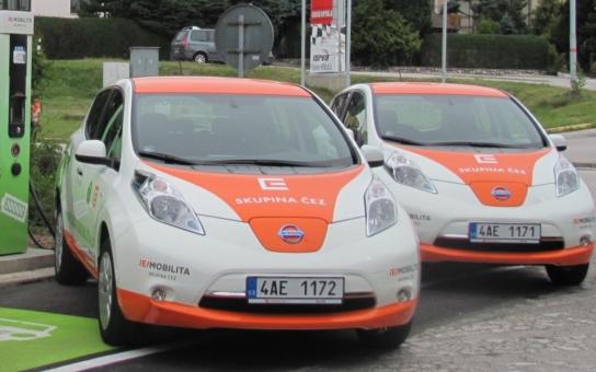 Elektromobily budou mít v Pardubickém kraji zelenou. Už to není jen atrakce z kategorie technických zajímavostí