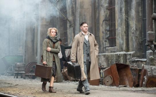 Žádní vrazi ve Stalinově ráji? Temný thriller Dítě číslo 44 se točil v Česku, dokonce tu byl na skok i Ridley Scott - inkognito. Film týdne
