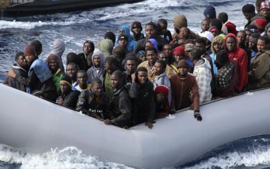Záchrana uprchlíků? Spíš taxislužba pro nelegální imigranty. Komentář Štěpána Chába