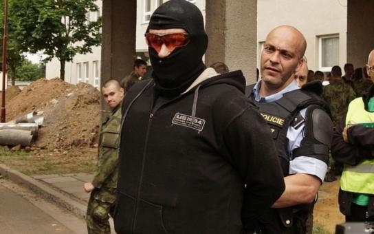 Střelec řádil v Moravské Třebové. Policisté o cvičení předem nevěděli. A k tomu byli pod drobnohledem hejtmana