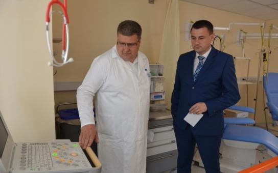 Liberecká nemocnice otevřela nový centrální příjem pro pacienty