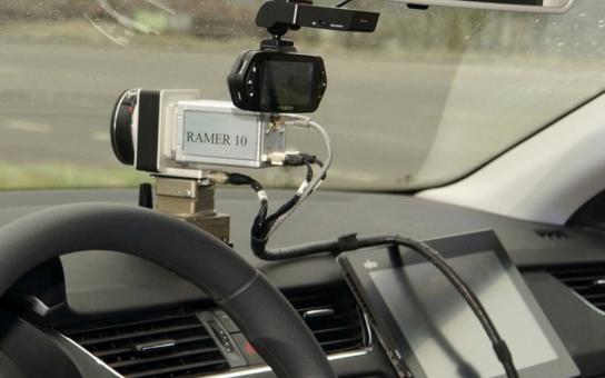 Krajští policisté budou mít vůz s kamerovým systémem a termovizí