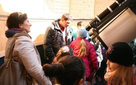 Hvězdárna v Jičíně se přemění na Centrum přírodních věd. Práce začínají