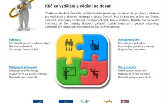 Školský portál bude dál pomáhat školám i veřejnosti