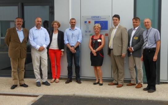Návštěva Francie otevřela Pardubickému kraji spolupráci v oblasti technologických inovací