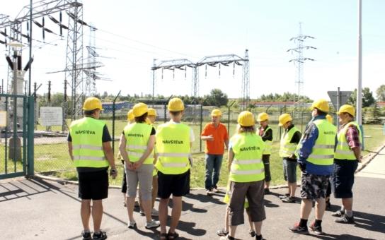Se Šťávou za poznáním aneb tři víkendové exkurze v Elektrárně Tušimice
