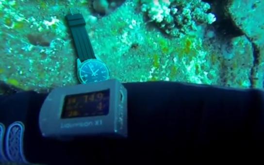 PRIM Orlík II cestuje s potápěči po světě. Hodinky inspirované legendárním modelem sestoupily až do 70 metrů
