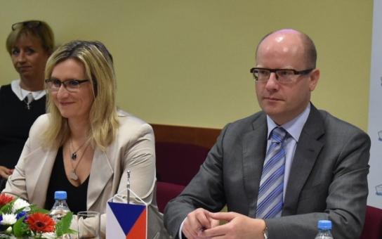 Karla Šlechtová navrhne program na podporu demolic vysídlených budov v obcích