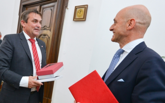 Brno hodlá obnovit letecké spojení s Itálií. Záleží ale na politické podpoře z jižního státu...