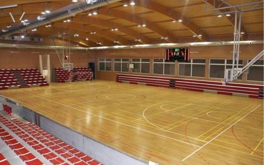Pardubický kraj letos dokončí další etapu rekonstrukce sportovní haly Dašická