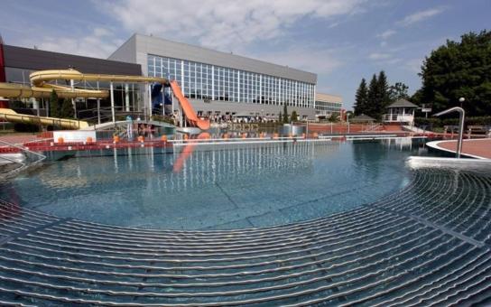 Na projekt Šetrné aquacentrum Pardubice dostane město dotaci, navíc ušetří každoročně statisíce