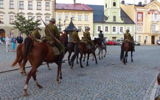 Lahůdka pro milovníky vojenské historie - Cihelna v Králíkách připomene výročí bojů o Moravskou bránu