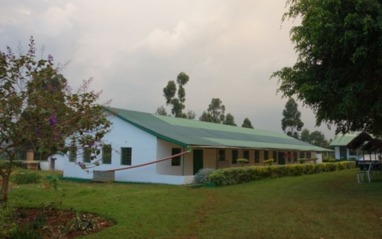 Deset let už buduje nemocnici v Keni pardubický zdravotník, teď za ním díky dotaci od města poputuje i moderní ultrazvuk