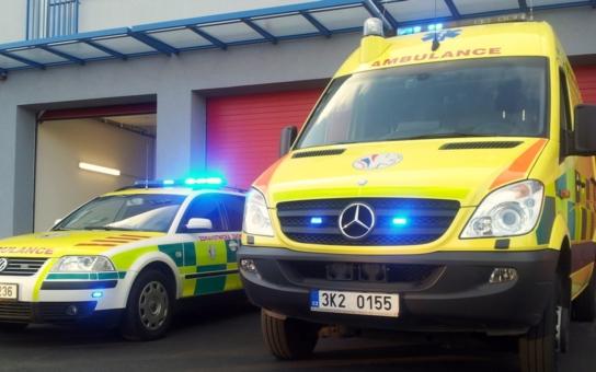 Sokolovská záchranka má šest nových vozů. Náklady na jejich pořízení uhradí z 85 procent dotace z Evropské unie