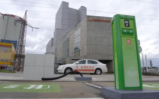 Elektromobily dobijí baterie také v Ledvicích a Prunéřově. Na severu Čech  je už sedm veřejných dobíjecích stanic