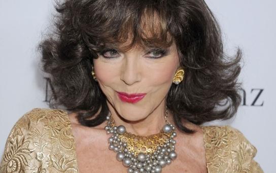 V padesáti si troufla na Playboy a v šestašedesáti se popáté vdala za muže, který mohl být jejím vnukem. Nejlepším receptem na super postavu a dokonalou pleť je prý sex, tvrdí největší seriálová mrcha