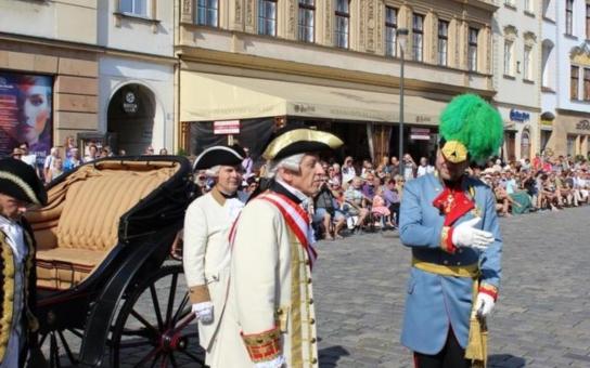 Do Olomouce přijel generál Laudon. Mezinárodní přehlídka vojenských hudeb nadchla i Kroměříž. Stíhačky a vrtulníky na nebi? Začalo letecké cvičení Ample Strike 2015