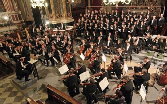 Slavnostní koncert Českého filharmonického sboru Brno rozezněl před pár dny Besední dům