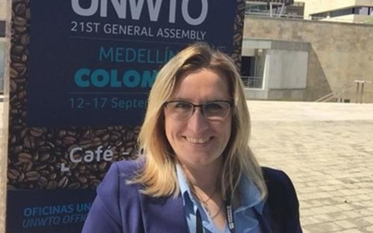 Letecká doprava je jeden z rozvojových aspektů celosvětového turismu, ví dobře ministryně Šlechtová, která je právě na valném shromáždění UNWTO