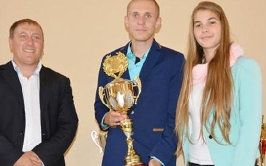 Mladí sportovci Pardubického kraje byli oceněni za výsledky v Krajské olympiádě dětí a mládeže