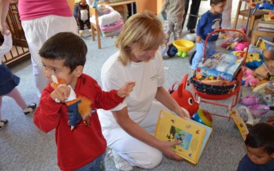 Ve Dvoře Králové bylo otevřeno zázemí pro opuštěné a týrané děti. Kojenecká část je jediná svého druhu v kraji