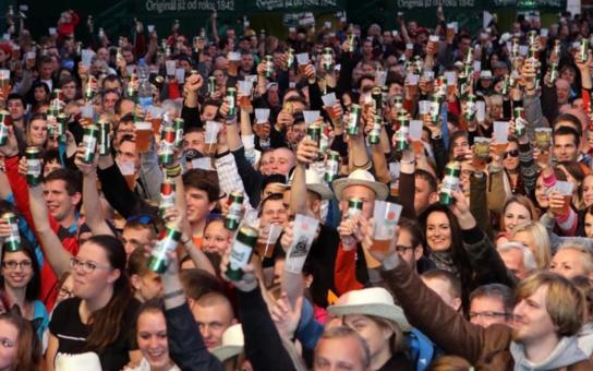 Pilsner Fest přivítal přes padesát tisíc lidí. Společně oslavili 173. výročí uvaření první várky
