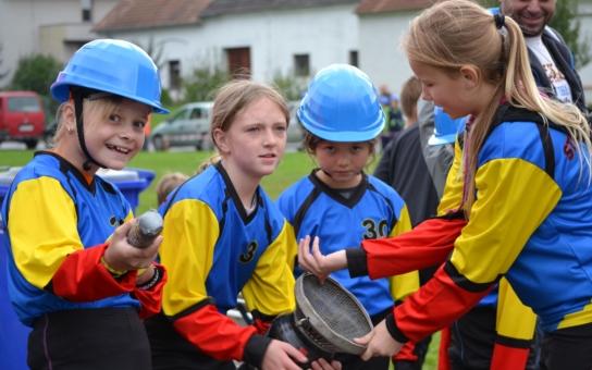 Plamen přivede do Olešníku tři desítky dětských hasičských týmů. Utkají se poblíž temelínské elektrárny