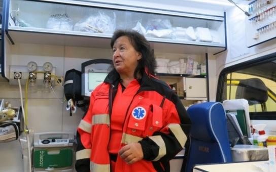 Záchranka otevřela nové zázemí pro základny v Poličce a Hlinsku. Hejtman doufá, že dotace pomohou podobně i v příštích letech