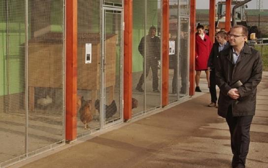 Zemědělka v Chrudimi se chlubí rekonstruovaným školním statkem i zateplením školy
