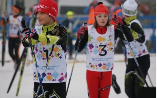 Vlajkonošem Pardubického kraje na olympiádě dětí a mládeže bude Dominik Hašek