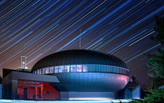 Je dobojováno. Titulem Stavba roku se pyšní hradecké Digitální planetárium a bývalá cihelna ve Svobodných Dvorech