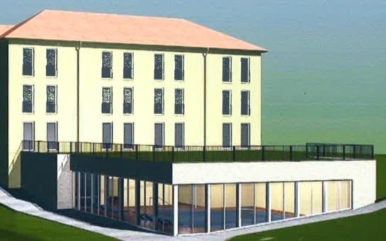 Nový rehabilitační bazén bude mít ústav v Brandýse do dvou let
