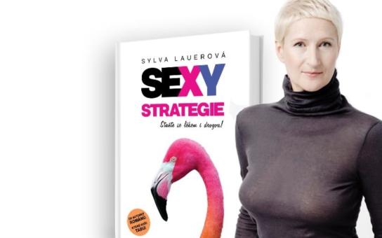 Milé dámy, takovou rychlost pohybu mužského přirození směrem k bradě jste ještě neviděly, píše autorka Sexy strategie, co se nevyhýbá ani kanibalismu