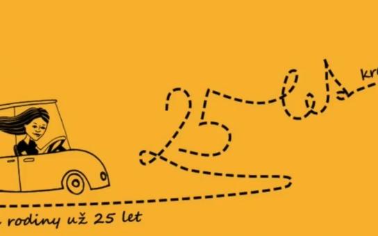 Společnost pro ranou péči opět slaví 25 let profesionální rané péče v ČR tentokráte osvětovou kampaní. Akce se konají od Ostravy po Český Krumlov