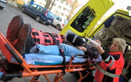Svitavská nemocnice byla cvičně v pohotovosti. Stala se vážná nehoda