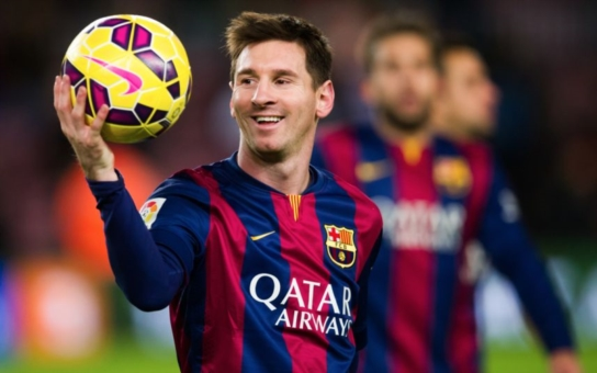 Povinná četba pro každého fotbalového fanouška: Od prvních gólů na ulici až k titulu nejlepšího hráče světa