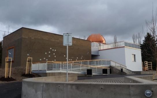 Jičín otevře jedinečné Centrum přírodních věd. Kolem něj je broukoviště či včelí úly