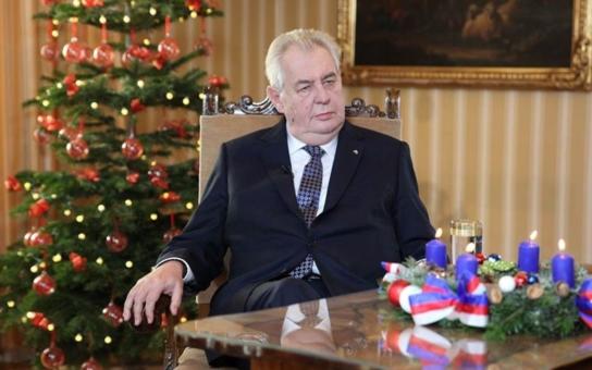 """Je prezident Zeman neonacista, jak tvrdí """"dobrotrusové, pro něž příchylnost k čemukoliv českému vyvolá noční pomočování""""? Tahle země není pro blbý"""
