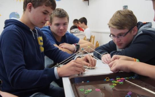 TECHNOhrátky znají termínový kalendář svého čtvrtého ročníku. Atraktivní projekt, který má prosadit zájem o technické obory, odstartuje koncem ledna