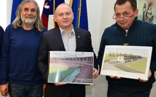 Hejtman Hašek jednal s vedením fotbalové Zbrojovky Brno. Nový stadion bude spojen s fotbalovou akademií
