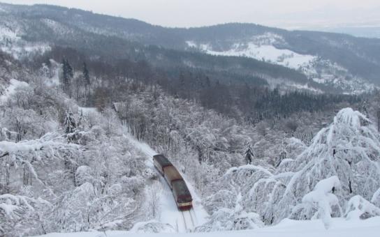 O jarních prázdninách vyjedou z Litvínova na Moldavu zvláštní vlaky. Lyžaře dovezou až k běžeckým tratím na německé straně hranice