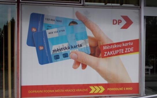 Město, kde je openkrad opravdu Opencard. V Hradci Králové čipové karty fakt umějí, Praha by se měla stydět