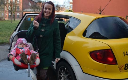 Baby taxi už vyjelo čtyřistakrát a bodovalo v celostátní soutěži. Jedna jízda přijde na pouhých patnáct korun