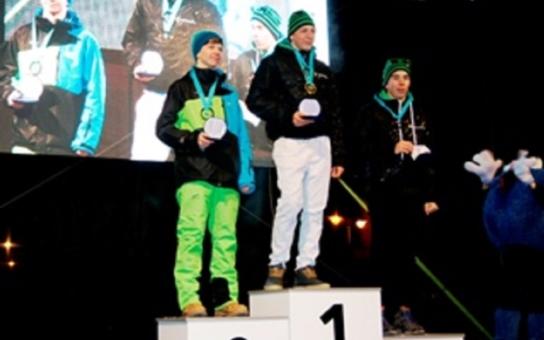 Hurá! První tři zlaté medaile pro mladé olympioniky jižní Moravy. Zadařilo se v lyžování, biatlonu a krasobruslení